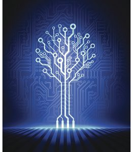 Electricity Tree