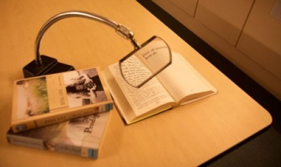 books-and-magnifier
