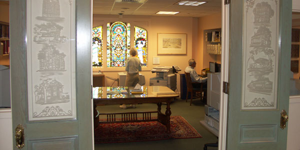 Baker Genealogy Center
