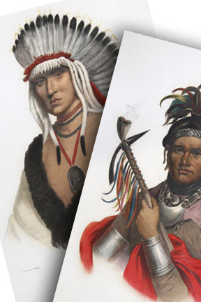 History of the Indian Tribes