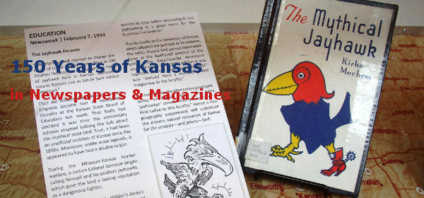 hisotrical KS magazines and newspapers