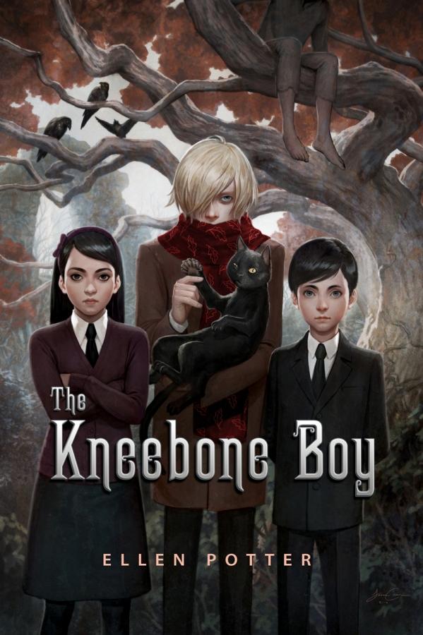 Kneebone Boy cover