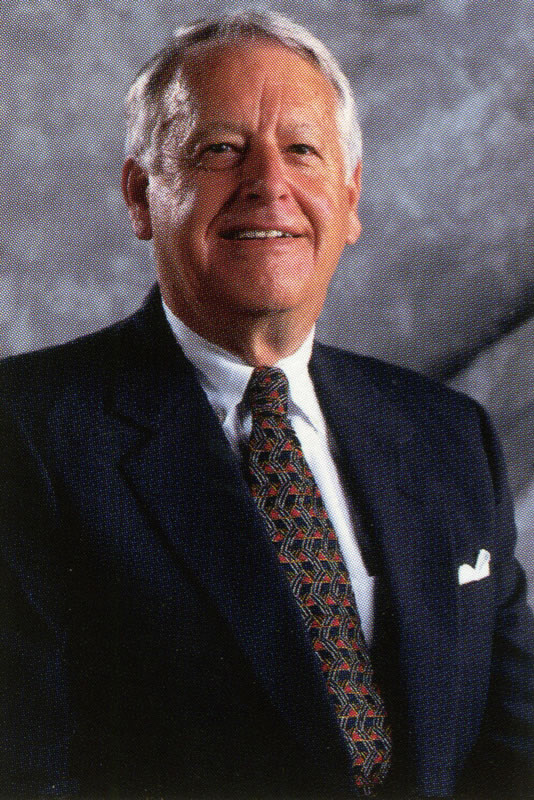 John Salisbury, Former Library Foundation Trustee
