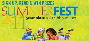 ad to sign up for summer reading