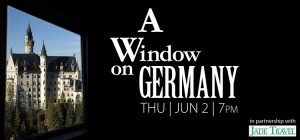 Ad for a Window on Germany program