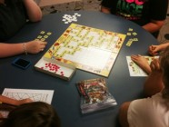 Brain Brawlers game session