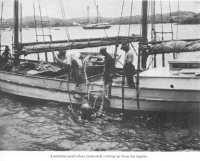 Pearl Lugging Boat