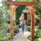 Family Handyman Garden Arch
