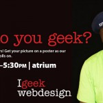 Geek the Library web banner