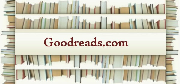 Find me on Goodreads