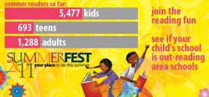 Join Summer Reading. Your child's school could win