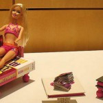 Barbie book furniture