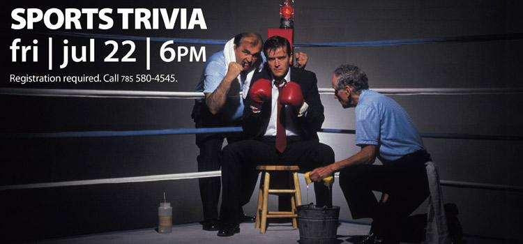 Sports Trivia July 22