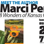 Marci Penner, Kansas Author, Speaks about Traveling Kansas Aug. 23