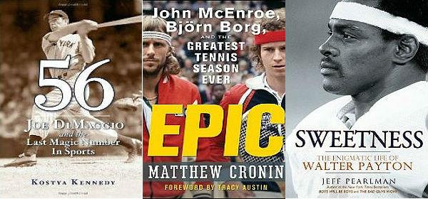 New Sports Books Sept. '11
