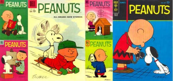 Top 5 Favorite Comic Strips