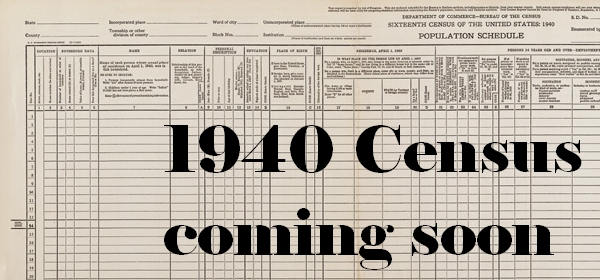 1940 Census