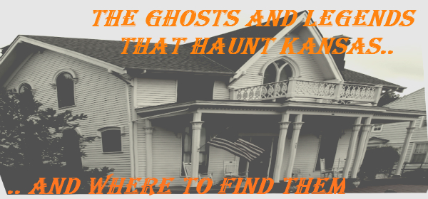 Travel northeast Kansas to find the ghost that haunt Kansas towns!