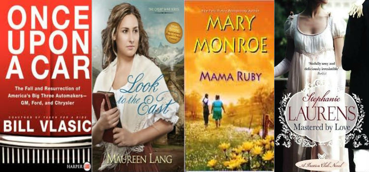 New Additions in Large Print Editions