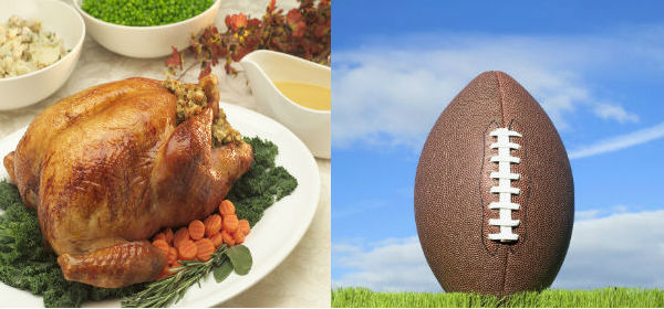Thanksgiving Day Football Picture