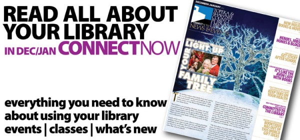 Read December/January connectnow magazine