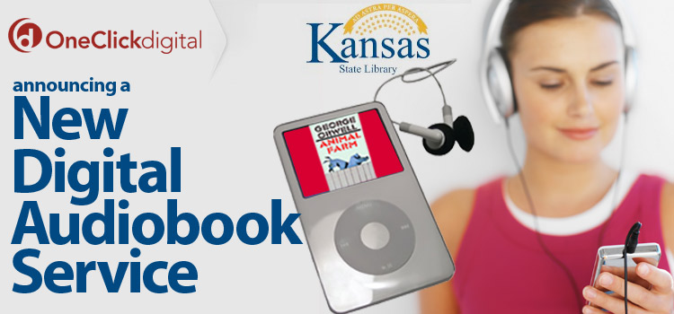 Announcing a New Digital Audiobook Service called OneClick Digital