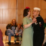Swing Dance at the Topeka & Shawnee County Public Library December 2, 2011