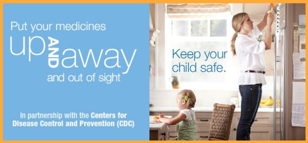 up and away medicine safety for children