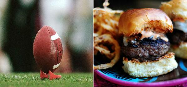 football - Super Bowl Recipes