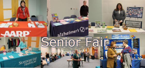 2012 Senior Information Fair