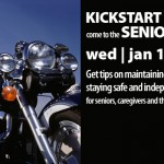 Come to the library's Senior Fair Jan 18