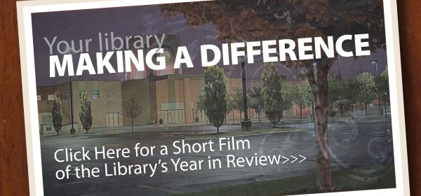 Watch the library's annual report for 2011