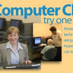 Library offers computer class service
