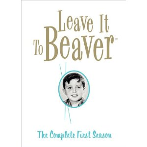 Leave it to Beaver Season 1 DVD cover