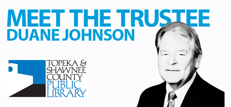 Meet the Trustee Duane Johnson