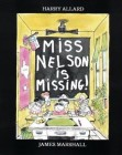 Book jacket for Miss Nelson is Missing