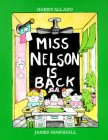 book jacket for Miss Nelson is Back