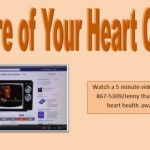 take care of your HEART contest