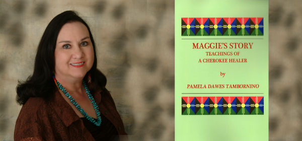 Author talk Maggies Story