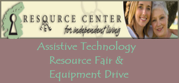 RCIL Assistive Technology Fair