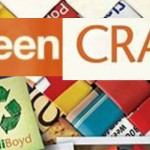 green crafts banner