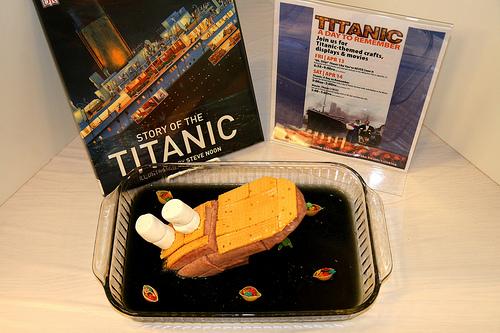 """Titanic"" by Brian Adams"