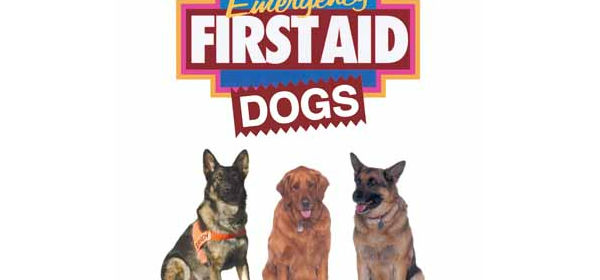 pet emergency first aid dogs dvd