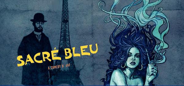 sacre bleu  a comedy d u0026 39 art by christopher moore