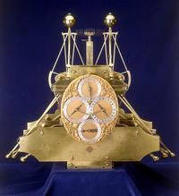 John Harrison's First Chronometer