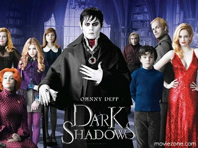 Johnny Depp as Barnabus Collins