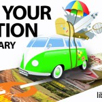 Use the library to book your vacation