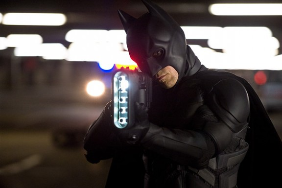 The Bat's last stand.