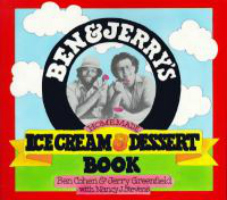 Ben & Jerry's homemade ice cream & dessert book by Ben Cohen