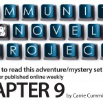 community novel chapter 9